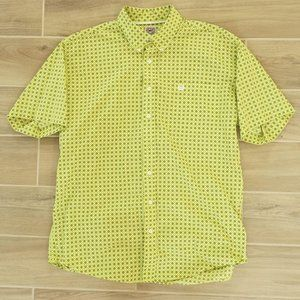 Cinch Mens Western Button Up Shirt Size Large